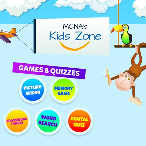 MCNA's Kids Zone Has You Covered!